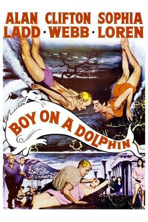 poster for Boy on a Dolphin