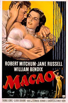 poster for Macao