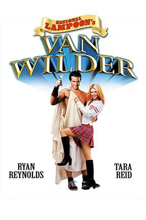 poster for National Lampoon's Van Wilder