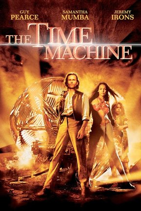 poster for The Time Machine