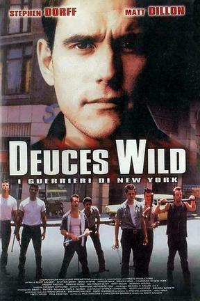 poster for Deuces Wild