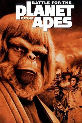 poster for Battle for the Planet of the Apes