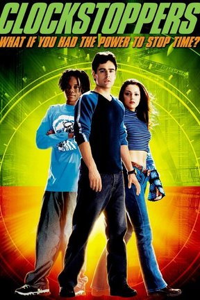 poster for Clockstoppers