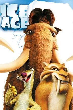 poster for Ice Age