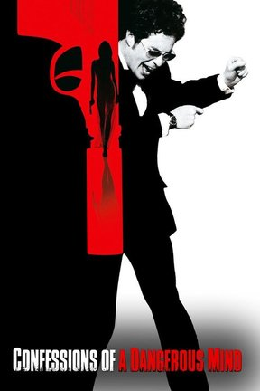 poster for Confessions of a Dangerous Mind