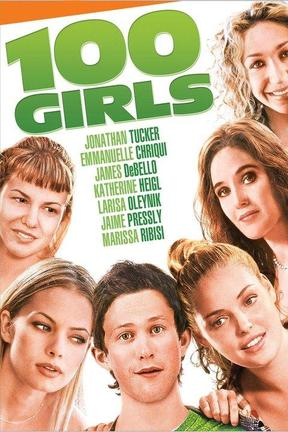 poster for 100 Girls