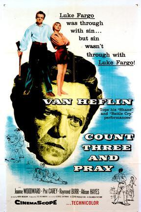poster for Count Three and Pray