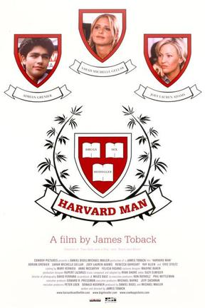 poster for Harvard Man