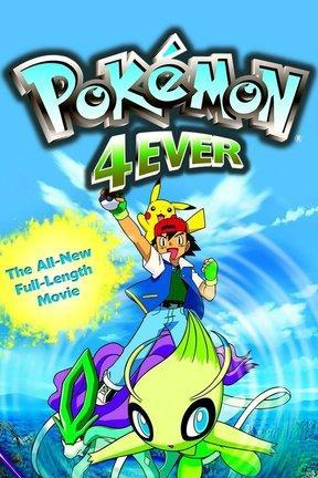 poster for Pokémon 4Ever