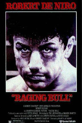 poster for Raging Bull