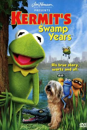 poster for Kermit's Swamp Years