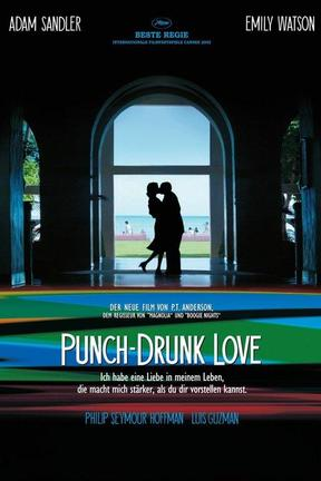 poster for Punch-Drunk Love