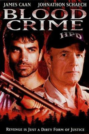 poster for Blood Crime