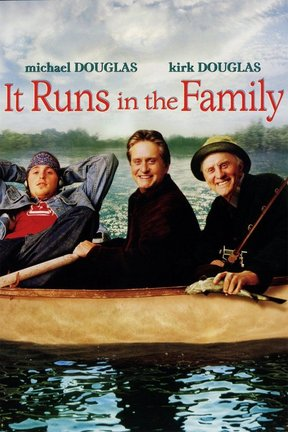 poster for It Runs in the Family