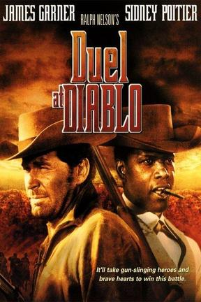 poster for Duel at Diablo