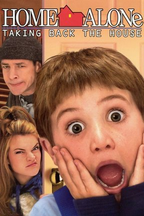 poster for Home Alone 4