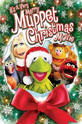 poster for It's a Very Merry Muppet Christmas Movie