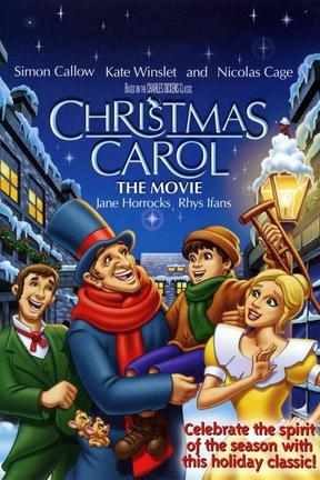 poster for Christmas Carol: The Movie