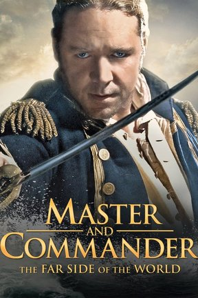 poster for Master and Commander: The Far Side of the World