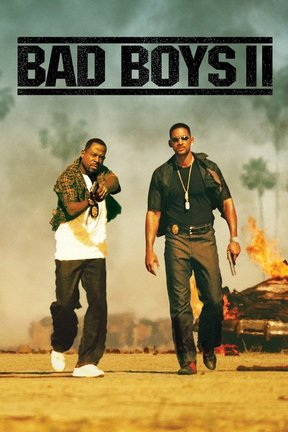 poster for Bad Boys II