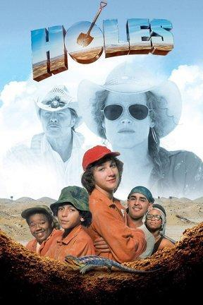 poster for Holes