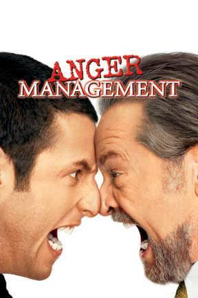 poster for Anger Management