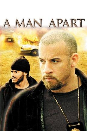 poster for A Man Apart