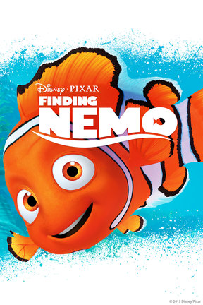 poster for Finding Nemo