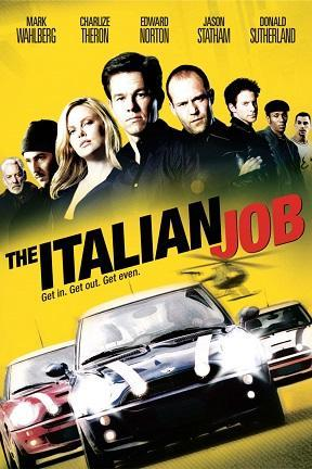 poster for The Italian Job