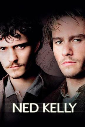 poster for Ned Kelly
