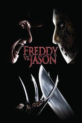 poster for Freddy vs. Jason