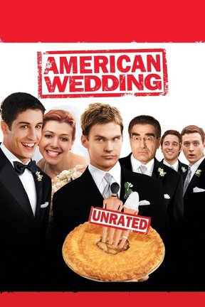 poster for American Wedding