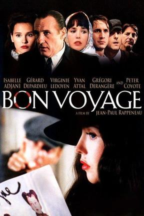 poster for Bon Voyage