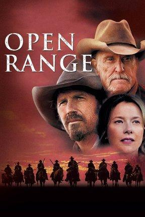 poster for Open Range