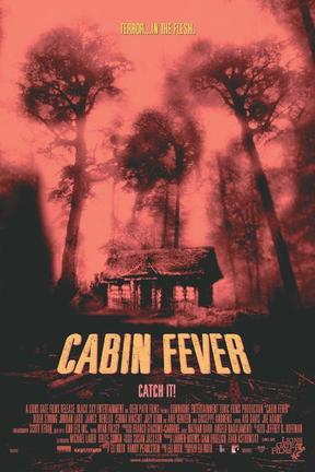 poster for Cabin Fever