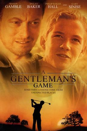 poster for A Gentleman's Game