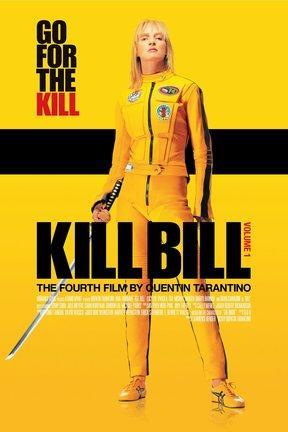 poster for Kill Bill: Vol. 1
