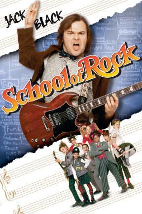 poster for The School of Rock
