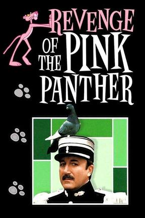 poster for Revenge of the Pink Panther