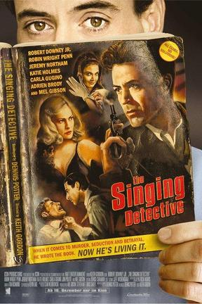 poster for The Singing Detective