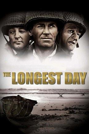 poster for The Longest Day