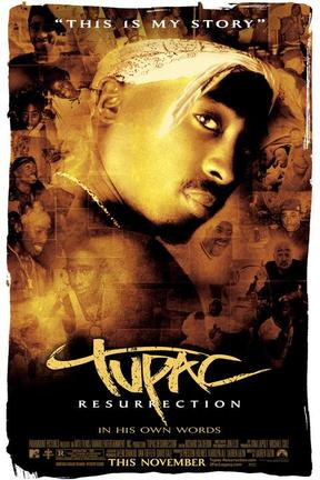 poster for Tupac: Resurrection