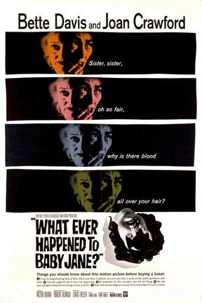 poster for What Ever Happened to Baby Jane?