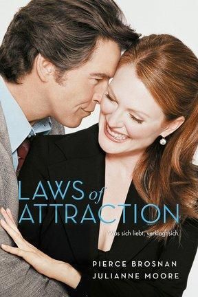 poster for Laws of Attraction