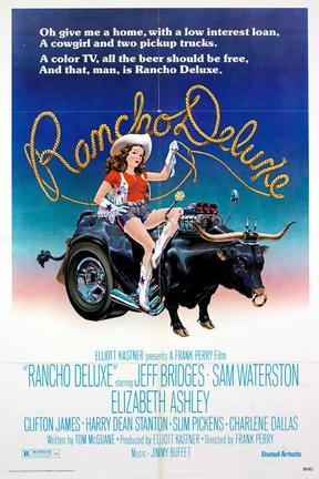 poster for Rancho Deluxe