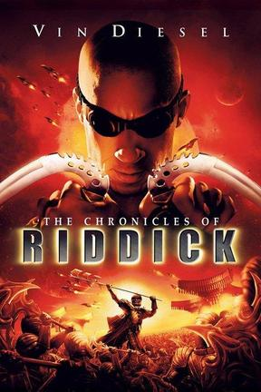 poster for The Chronicles of Riddick