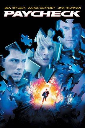 poster for Paycheck