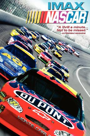 poster for NASCAR: The IMAX Experience