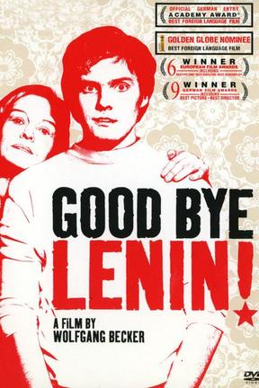 poster for Good Bye Lenin!