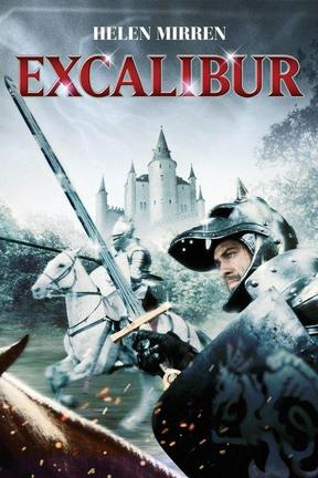 poster for Excalibur